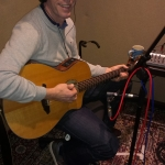 Frank Foley at Audioland