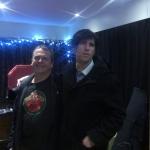 Nick Kelly and John Murry at Audioland