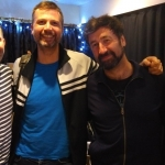 Robbie Malone (Lir), Paul Noonan (Bellx-1), DaveHingerty, Adam Marcello (Katy Perry)