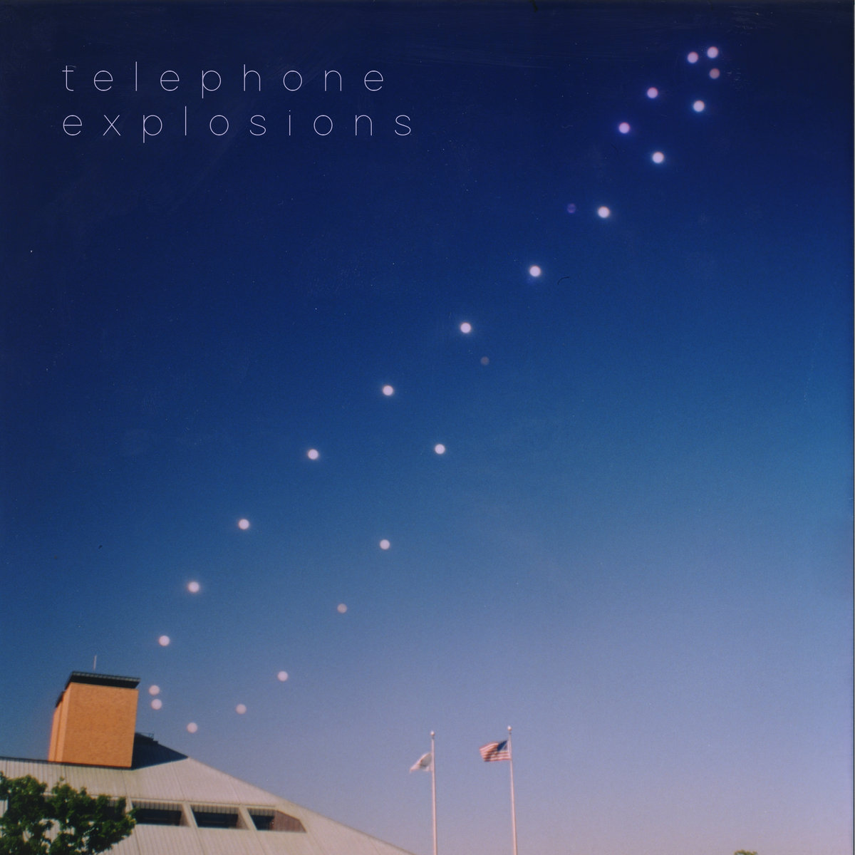 Telephone Explosions Anthony Gibney Audioland